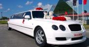 Лимузин на свадьбе