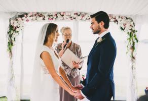 клятва молодоженов на свадьбе